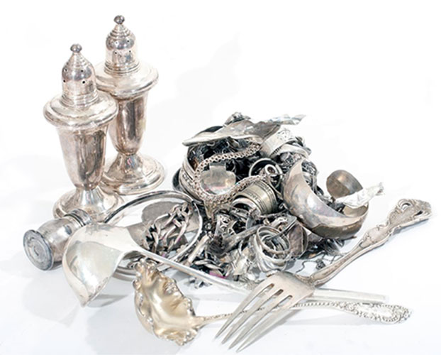 Sell Silver Jewelry Scrap